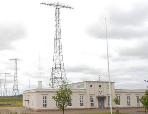 Nadajnik SAQ Grimeton – Wigilijna transmisja radiowa